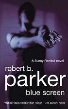 Blue Screen,Parker, Robert B.,New Book mon0000021673