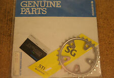 Retro NOS NEW Shimano Deore XT Biopace 28 teeth chainring ring MTB ATB oldschool