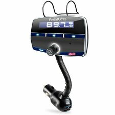 Gogroove Flexsmart X5 Bluetooth Fm Transmitter Car Kit With Hands-Free Callin...