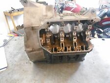 1985 - 1990 BMW K75S K75 K-Series Vintage Engine Cases Motor Cylinder Block