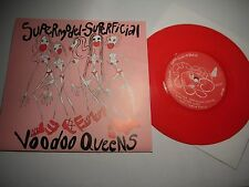 VOODOO QUEENS - SUPERMODEL SUPERFICIAL / CHOCOLATE (MELT IN YOUR MOUTH)