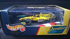 1:43 HOT WHEELS MATTEL Jordan 199 MUGEN-HONDA Damon Hill 1999 f1 22811