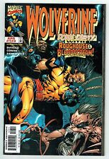 WOLVERINE #123 - April 1998 Issue - Tom DeFalco, Denys Cowan - VF/NM