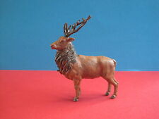 BRITAINS Plastic Zoo Animals: RED DEER STAG New from Shop Counter Display