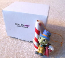 Grolier Collectibles Disney's Pinocchio JIMINY CRICKET Ornament - Mint / Unused