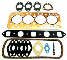 CLASSIC MINI - MORRIS MINOR 850 - 998 - 1100cc QUALITY COPPER HEAD GASKET SET