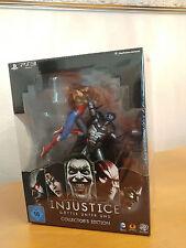Injustice dioses entre nosotros Collectors Edition nuevos alemanes ps3 nuevo embalaje original