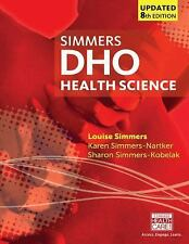 """NEW""  DHO Health Science Updated (2016)"