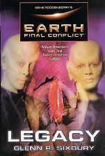 Gene Roddenberry's Earth: Final Conflict--Legacy-ExLibrary