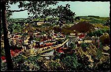 Bouillon Belgien Color Postkarte ~1950/60 vue générale Gesamtansicht ungelaufen