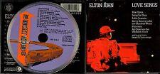 Elton John 1982,West German pressed cd album - Love Songs, 16 songs