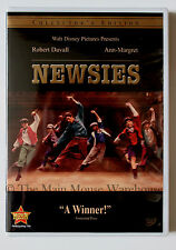 The Original Disney Movie that Inspired the Broadway Musical Hit NEWSIES on DVD