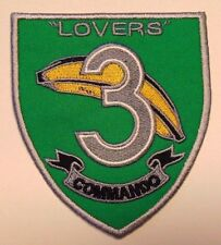 "Rhodesia Rhodesian Light Infantry 3 Commando ""Lovers"" Patch"