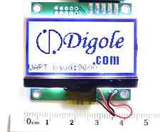 "1.8"" Serial:UART/IIC/I2C/SPI 12864 LCD Module 7Fonts+Graphic+Backlight Arduino"