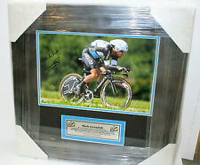MARK CAVENDISH HAND SIGNED 8x10 PHOTOGRAPH FRAMED + PHOTO PROOF C.O.A