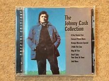 Extremely Rare Johnny Cash Collection CD Sony Special Editions Canadian Press