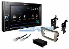 CAMRY PIONEER DOUBLE 2 DIN STEREO W/ BLUETOOTH & DIGITAL MEDIA W/ INSTALL KIT