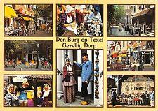 BT9138 Den Burg op Texel Gezeling dorp folklore costume      Netherlands