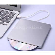 External USB CD±RW Drive Writer Burner DVD Player for Macbook Air / Pro Laptop