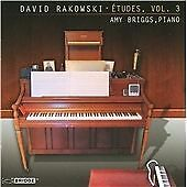 Etudes for Piano CD NEW