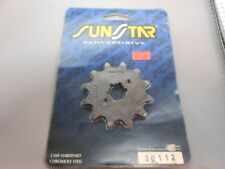 NOS Sunstar Steel Front Sprocket 12T 30112