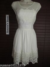 NWT BEBE FIONA LACE INSET DRESS  SIZE XS Provocative dress  msrp $100