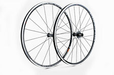New Fulcrum Racing Sport Clincher Front Rear Wheel Set Bright Label