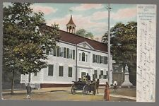 [C58326] 1906 POSTCARD OLD COURT HOUSE, NEW LONDON, CONNECTICUT (UNDIVIDED BACK)