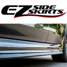 MAZDA & MITSUBISHI EZ-SIDE SKIRTS SPOILER BODY KIT WING VALANCE ROCKER PROTECTOR