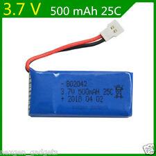 3.7V 500 mAh Lipo Battery for Hubsan X4 H107 H107L H107C H107D V252 JXD385