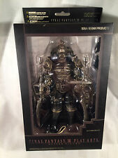 Final Fantasy XII (12) Play Arts, No. 4 Gabranth Action Figure - NEW -