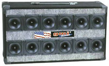 GMI-12 PRO DJ 12 DRIVER, HIGH FREQUENCY TWEETERS HIGH TOP TWEETER SYSTEM
