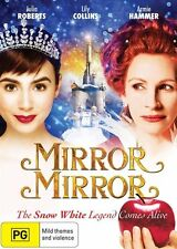 BRAND NEW SEALED Mirror Mirror (DVD, 2012)