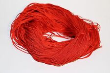Red Thread for God Locket - LAAL DHAGA FOR PUJA NECKLACE HINDU PUJA 3Meter