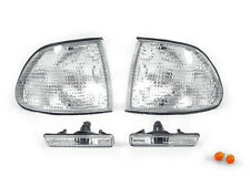 CLEAR INDICATORS & SIDE REPEATERS FOR BMW E38 7 SERIES PREFACELIFT MODEL