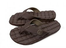 $30 NEW VOLCOM BIG YOUTH RECLINER SANDALS CREEDLERS FLIP FLOP size 3 code 20