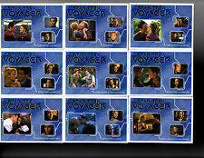 Star Trek Voyager Heroes and Villains Relationship cards YOU PICK ONE