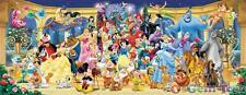 Disney Characters Panorama Ravensburger Jigsaw Puzzle 1000 Pieces