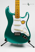 BRAND NEW SQUIER CLASSIC VIBE '50S STRATOCASTER SHERWOOD GREEN METALLIC