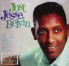 Jesse Belvin - Just Jesse Belvin NEW SEALED CD OL' MAN RIVER,GUESS WHO + MORE