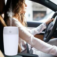 Cup-shaped Ultrasound Humidifier Home Car Air Diffuser Purifier Lonizer Atomizer