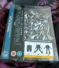 HMV Exclusive Megatron Package UK Blu-ray - Transformers Dark of the Moon