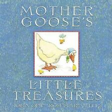 Mother Goose's Little Treasures (My Very First Mother Goose)-ExLibrary