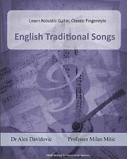 Learn Acoustic Guitar, Classic Fingerstyle:Traditional English Songs by Alex...