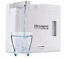 COSWAY : Hexagon Water Filtration System 2 with Hydrogen Rich Alkaline Water