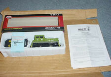 MRC (MODEL POWER) (HO) DDT Plymouth Industrial Diesel - ARMY  with DCC and Sound