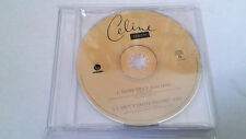 "CELINE DION ""THINK TWICE"" CD SINGLE 2 TRACKS"