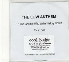 (FD114) The Low Anthem, To The Ghost's Who Write History Books - 2010 DJ CD