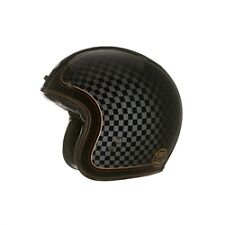 NEW Bell Custom 500 RSD Check It Open Face Motorcycle Retro Bobber Helmet 2X