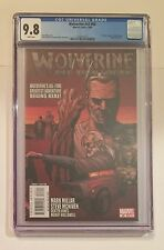 WOLVERINE #66 CGC 9.8 • OLD MAN LOGAN 1 • HUGH JACKMAN MOVIE X-MEN • 1st PRINT